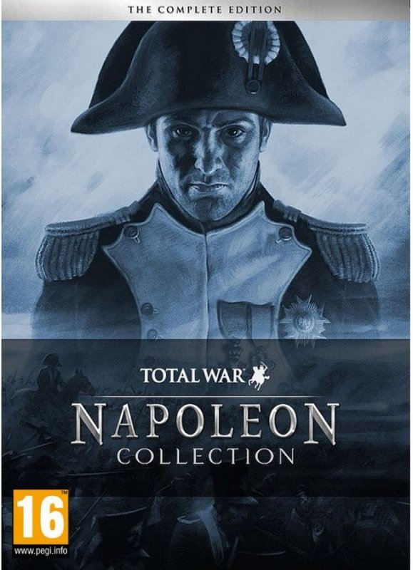 Image of   Napoleon: Total War - Complete Collection - PC