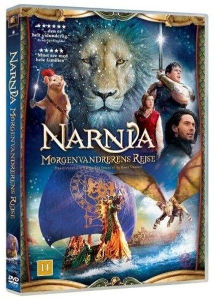 Billede af Narnia 3: Morgenvandrerens Rejse - DVD - Film