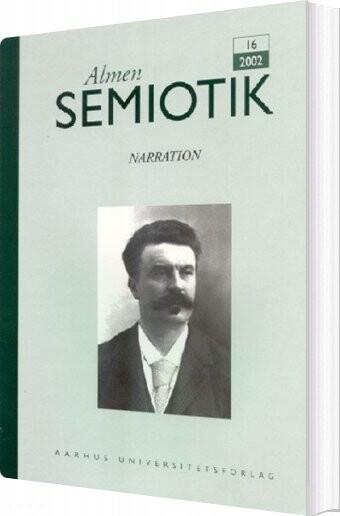 Image of   Almen Semiotik, 16 - Per Aage Brandt - Bog