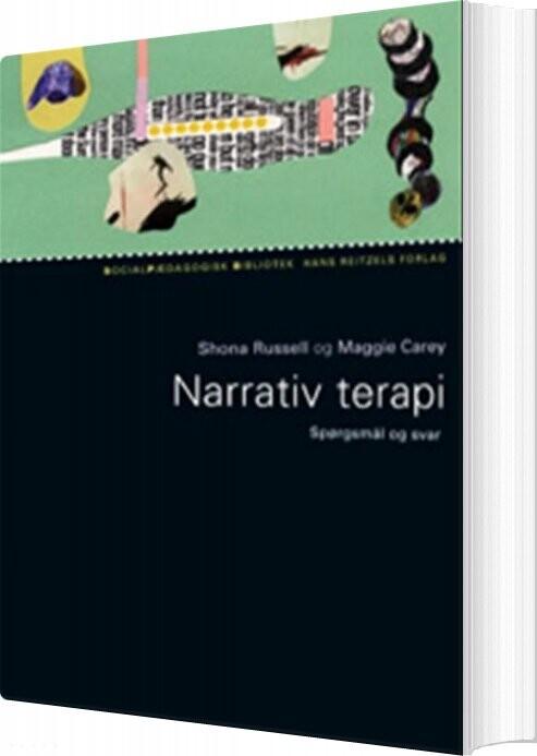 Image of   Narrativ Terapi - Shona Russell - Bog