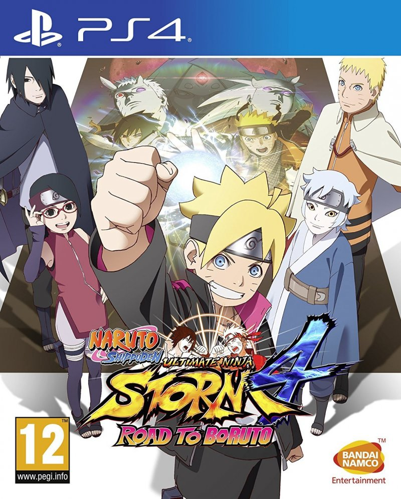 Image of   Naruto Shippuden Ultimate Ninja Storm 4: Road To Boruto - PS4