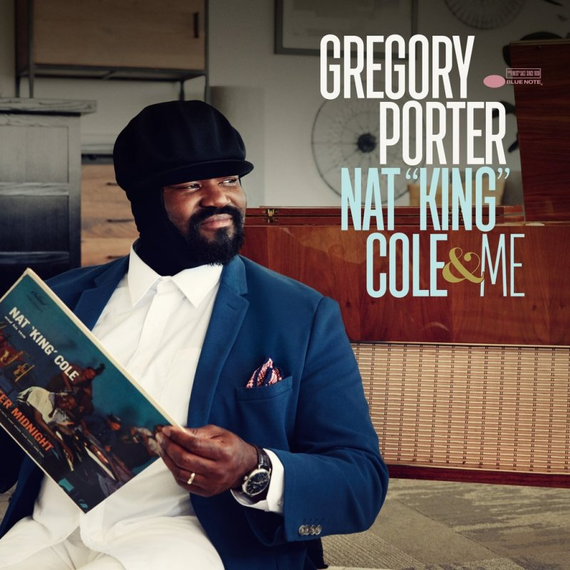 Image of   Gregory Porter - Nat King Cole & Me - Colored Edition - Vinyl / LP