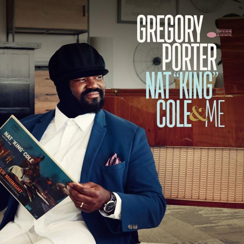 Image of   Gregory Porter - Nat King Cole & Me - CD