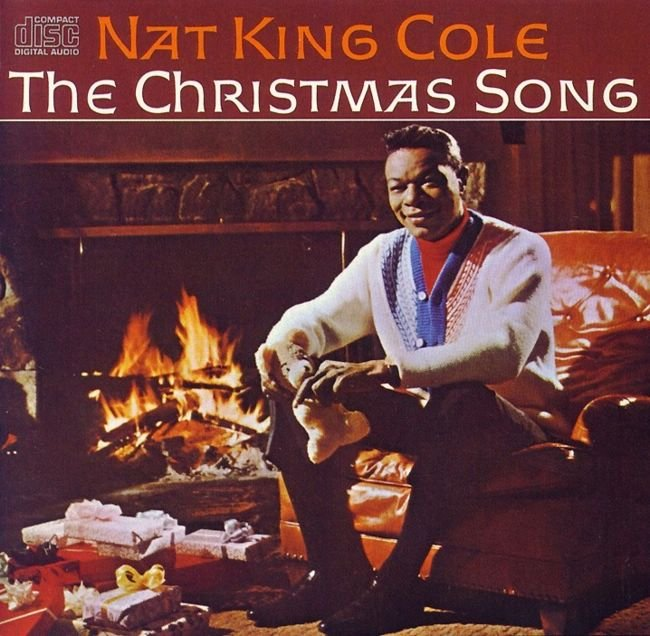 Image of   Nat King Cole - Merry Christmas - CD