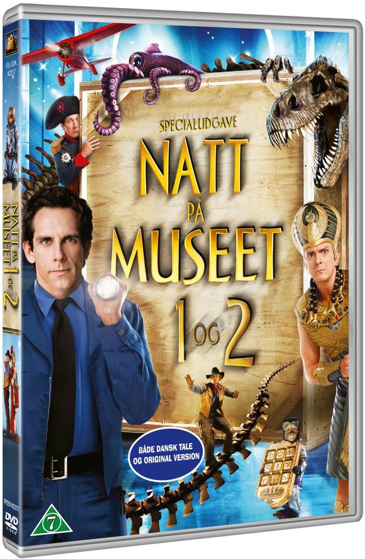 Billede af Nat På Museet 1+2 - DVD - Film