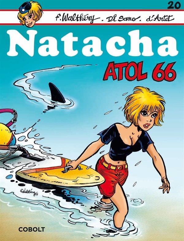 Image of   Natacha 20 - Francois Walthéry - Tegneserie