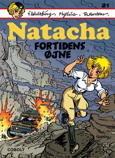 Image of   Natacha 21 - Walthéry - Tegneserie