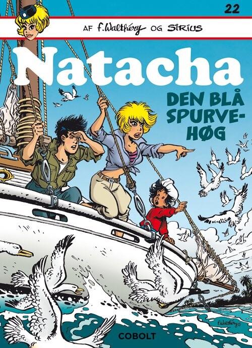 Natacha 22 - Francois Walthéry - Tegneserie