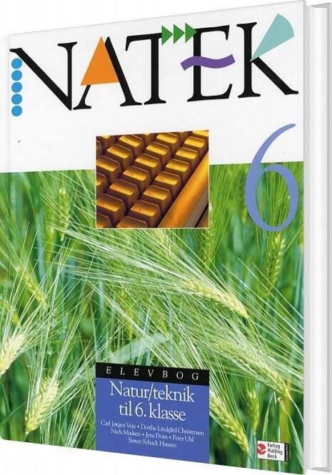 Image of   Natek 6, Elevbog - 2. Udgave - Carl Jørgen Veje - Bog