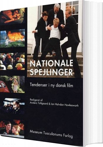 Nationale Spejlinger - Anders Toftgaard - Bog