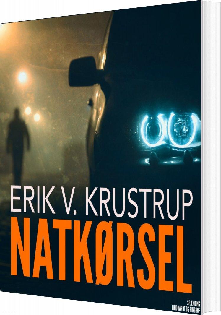Natkørsel - Erik V. Krustrup - Bog