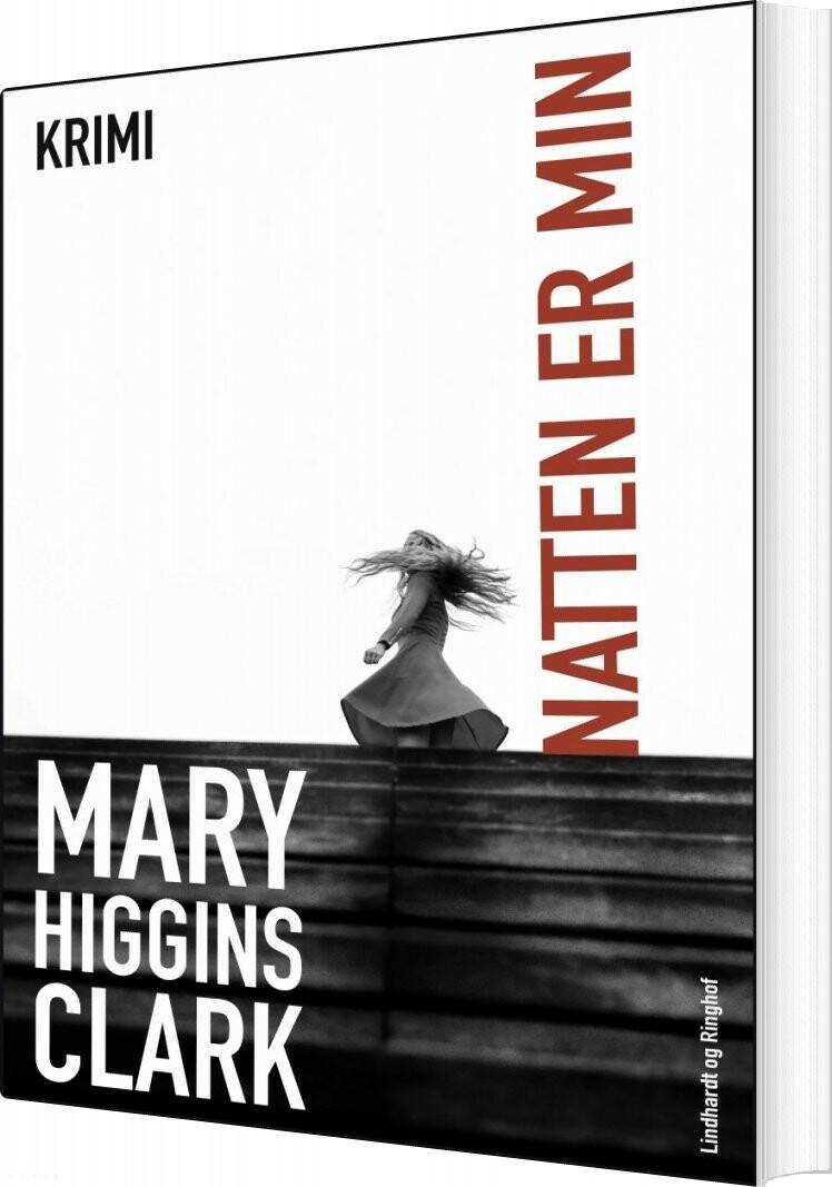 Image of   Natten Er Min - Mary Higgins Clark - Bog