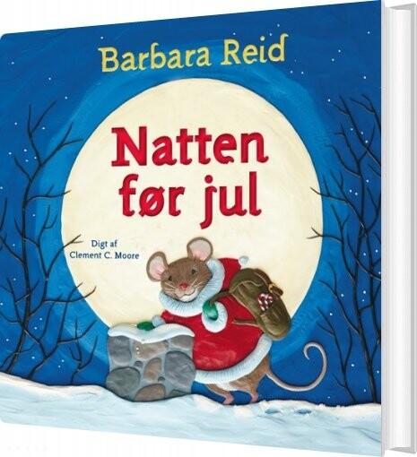 Natten Før Jul - Barbara Reid - Bog