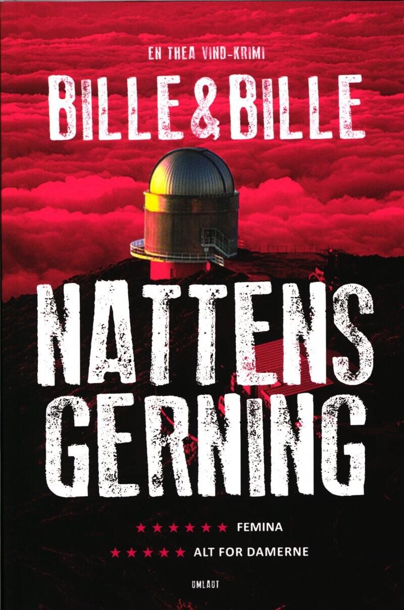 Nattens Gerning - Bille Bille - Bog