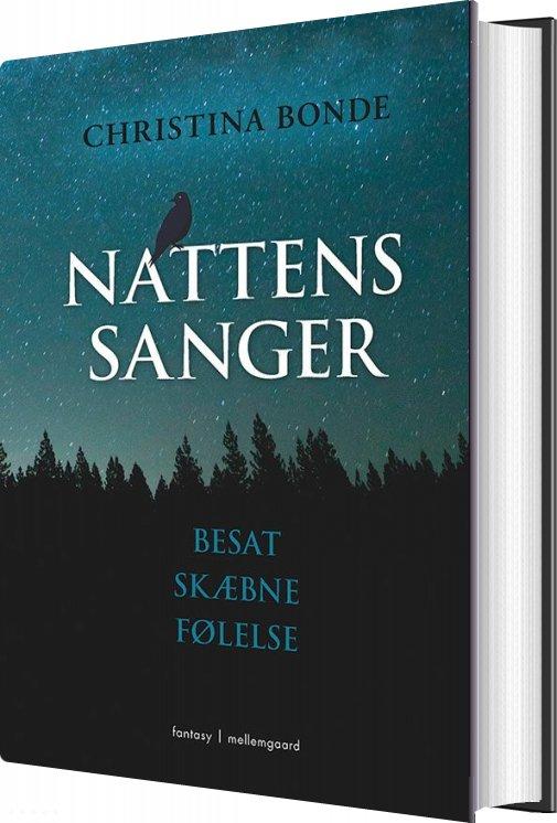 Nattens Sanger - Christina Bonde - Bog