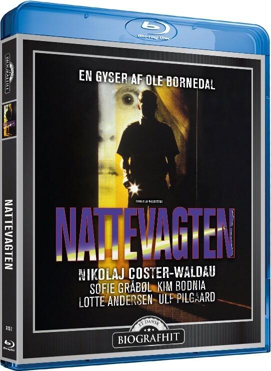 Image of   Nattevagten - Blu-Ray