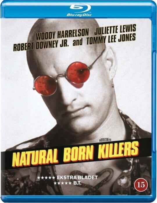Image of   Natural Born Killers - Blu-Ray