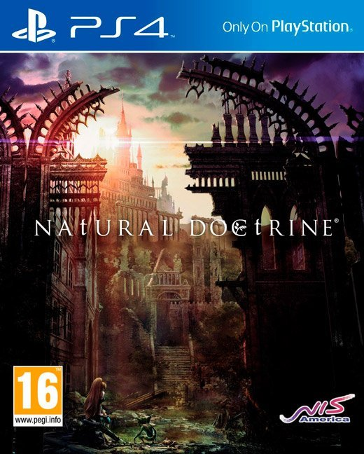 Image of   Natural Doctrine - PS4