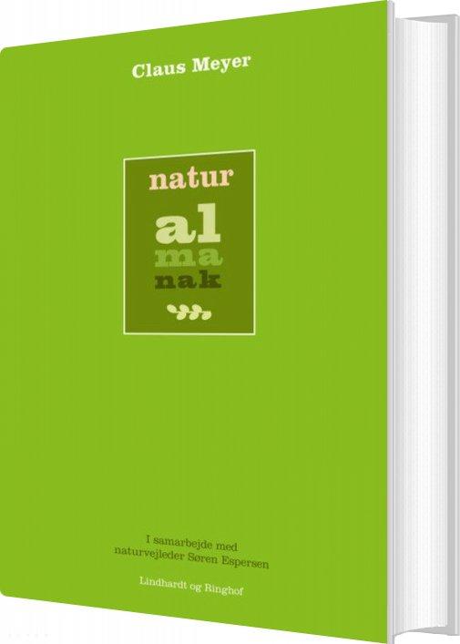 Billede af Naturalmanak - Claus Meyer - Bog