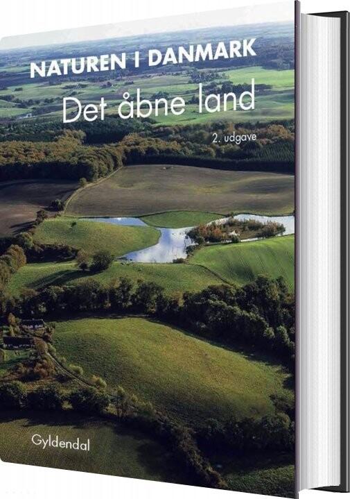 Naturen I Danmark - Bind 3 - Kaj Sand-jensen - Bog