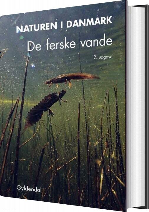 Naturen I Danmark, Bd. 5 - Kaj Sand-jensen - Bog