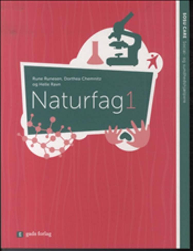 Image of   Naturfag 1 - Henning Vinther Rasmussen - Bog