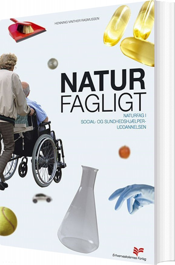 Image of   Naturfagligt - Henning Vinther Rasmussen - Bog