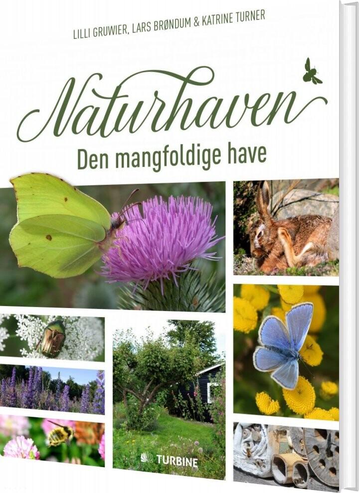 Image of   Naturhaven - Katrine Turner - Bog