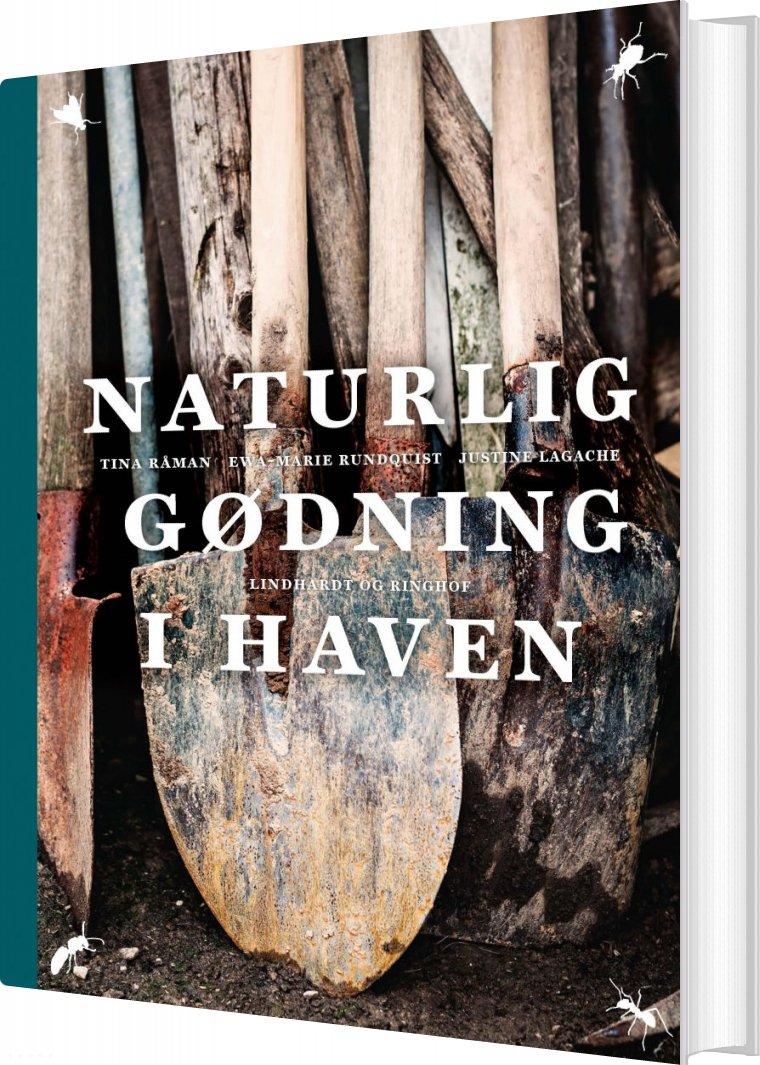 Naturlig Gødning I Haven - Tina Råman - Bog