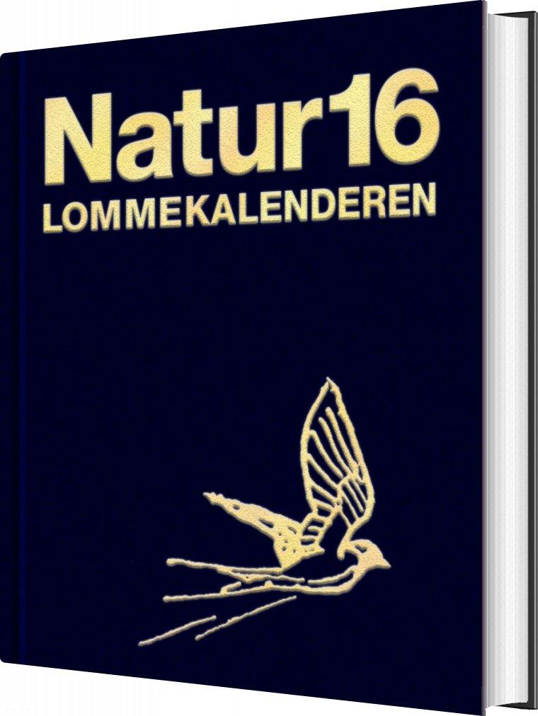 Image of   Naturlommekalenderen 2016 - Torben Thim - Bog