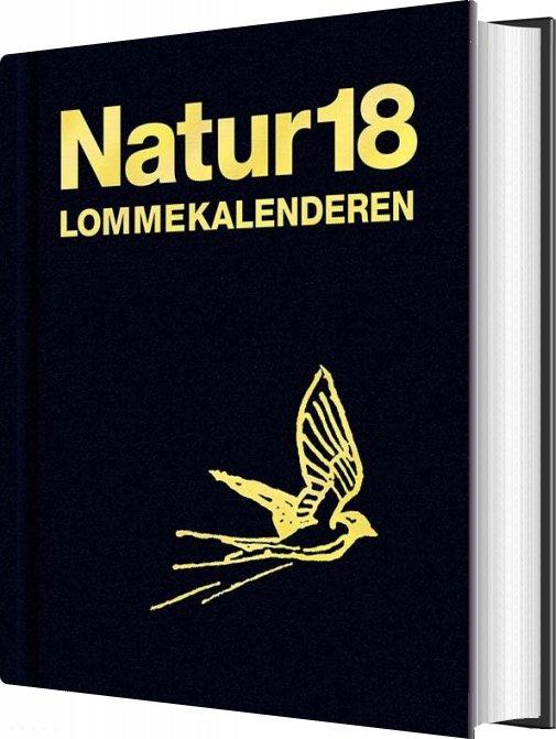Image of   Naturlommekalenderen 2018 - Tommy Dybbro - Bog