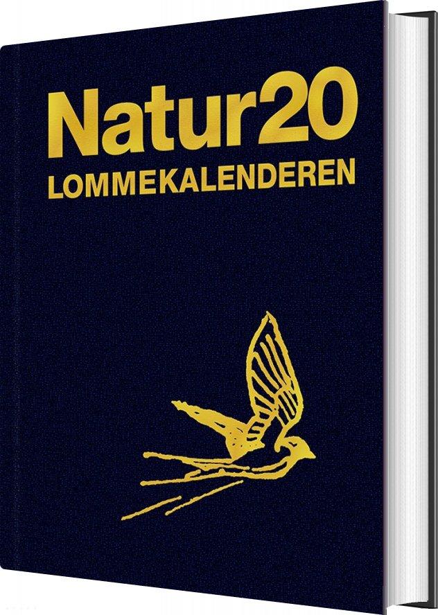 Image of   Naturlommekalenderen 2020 - Naturkalender - Tommy Dybbro - Bog