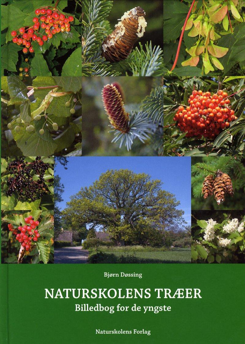 Naturskolens Træer - Bjørn Døssing - Bog