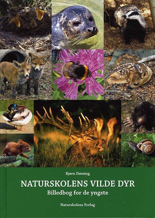 Image of   Naturskolens Vilde Dyr - Bog