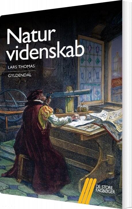 Image of   Naturvidenskab - Lars Thomas - Bog