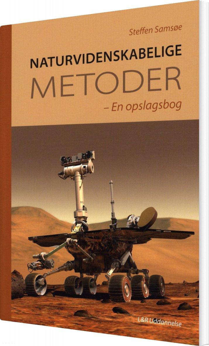 Image of   Naturvidenskabelige Metoder - Steffen Samsøe - Bog