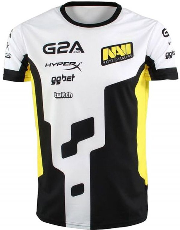 Image of   Navi Player Jersey / Esport Trøjer 2018 - L
