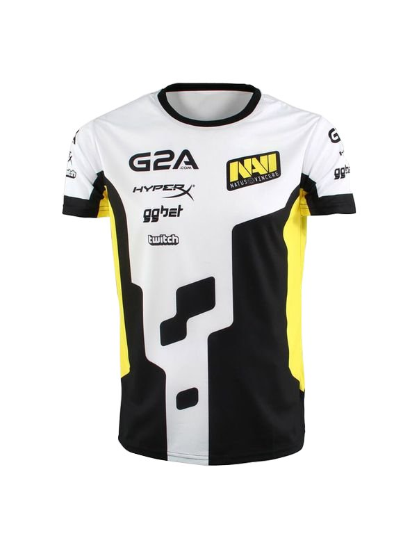 Image of   Navi Player Jersey / Esport Trøjer 2018 - S