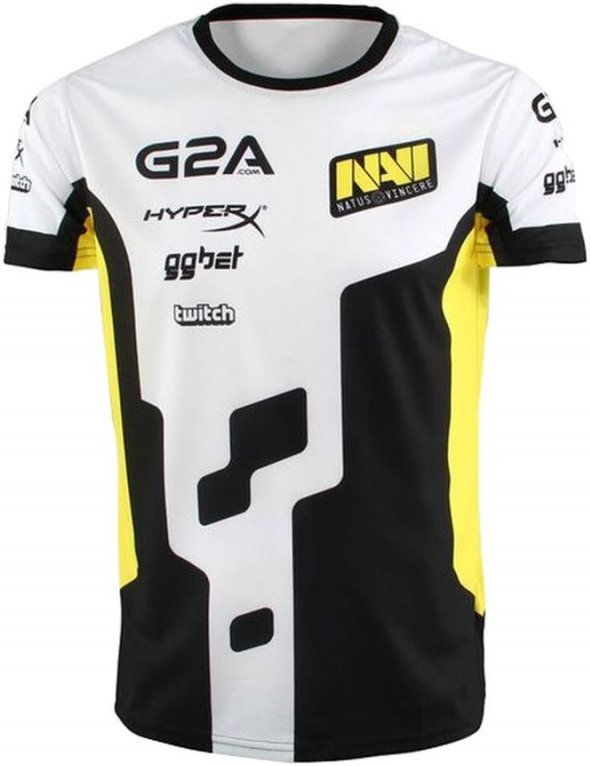 Image of   Navi Player Jersey / Esport Trøjer 2018 - Xs