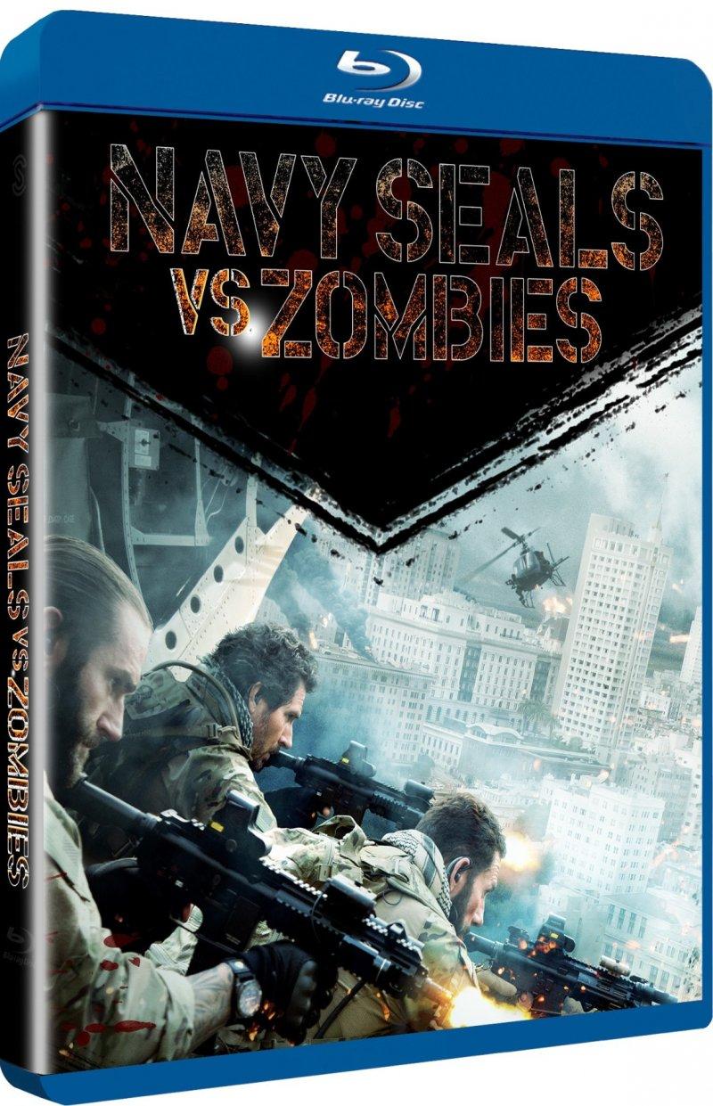 Image of   Navy Seals Vs Zombies - Blu-Ray