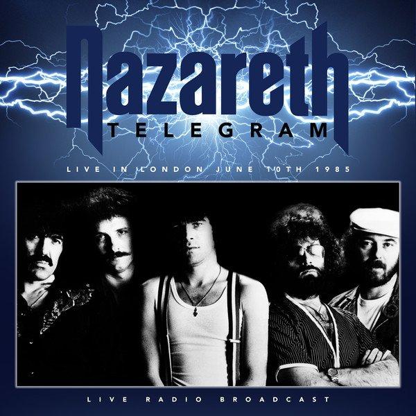 Nazareth Telegram Live In London 1985 Vinyl Lp K 248 B