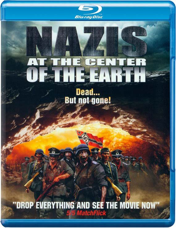 Image of   Nazis At The Center Of The Earth - Blu-Ray