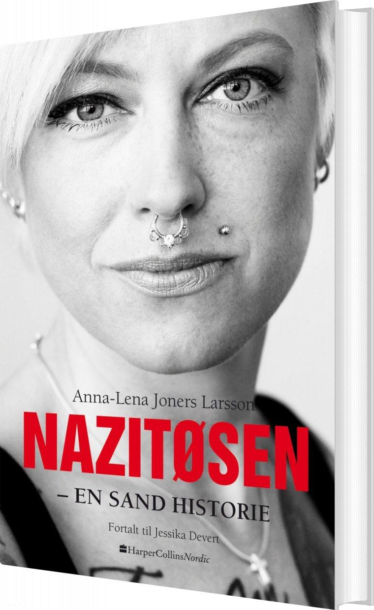 Nazitøsen - Jessika Devert - Bog