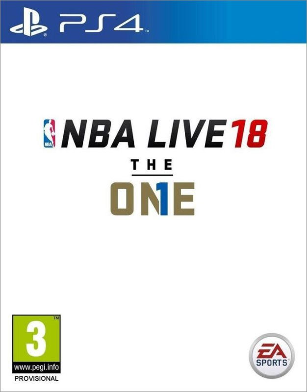 Nba Live 18: The One Edition - PS4