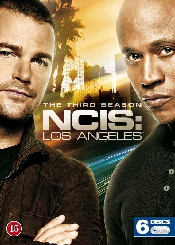 Image of   Ncis - Los Angeles - Sæson 3 - DVD - Tv-serie