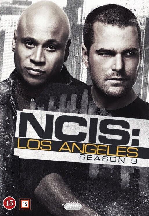 Image of   Ncis: Los Angeles - Sæson 9 - DVD - Tv-serie