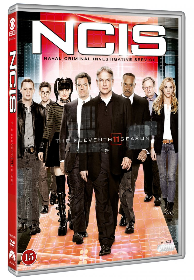 Image of   Ncis - Sæson 11 - DVD - Tv-serie