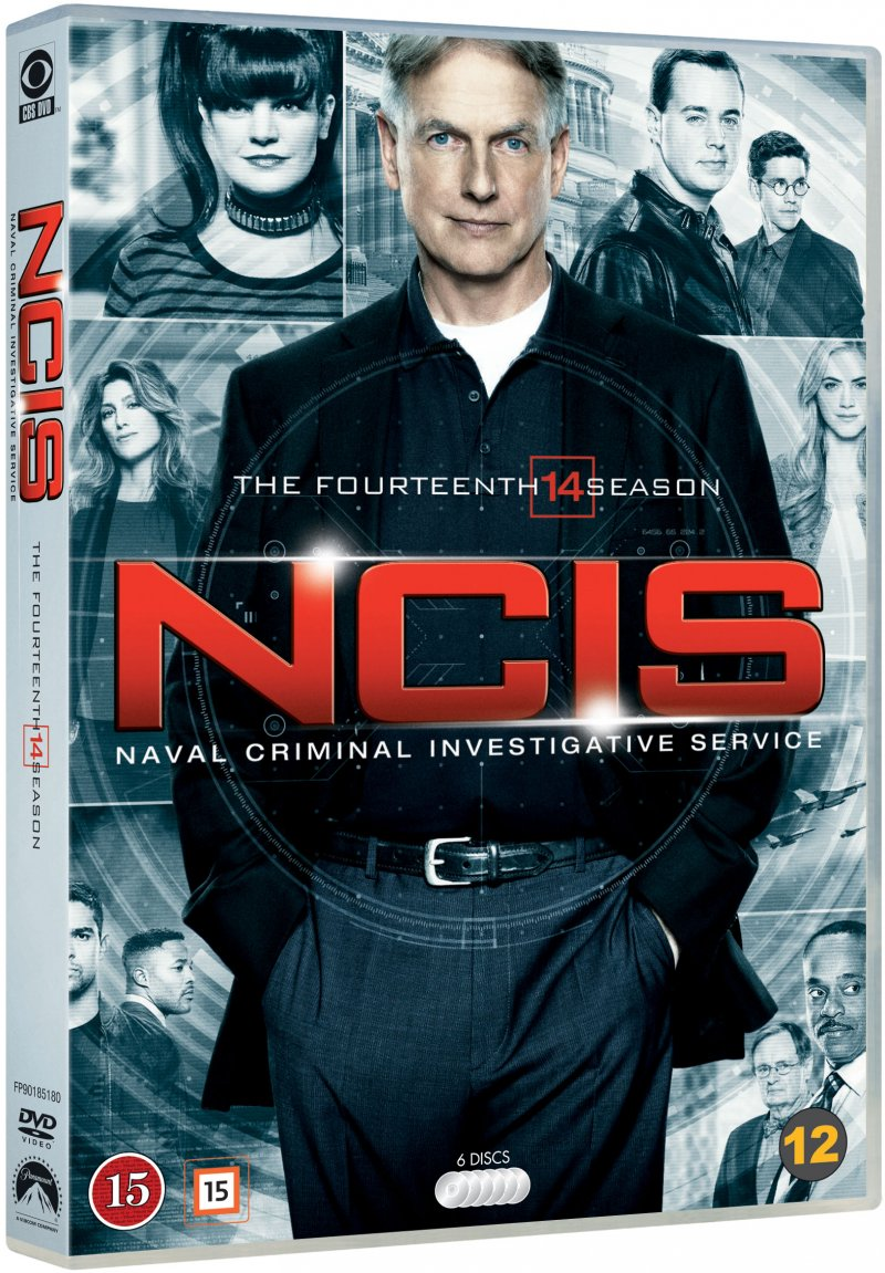 Image of   Ncis - Sæson 14 - DVD - Tv-serie