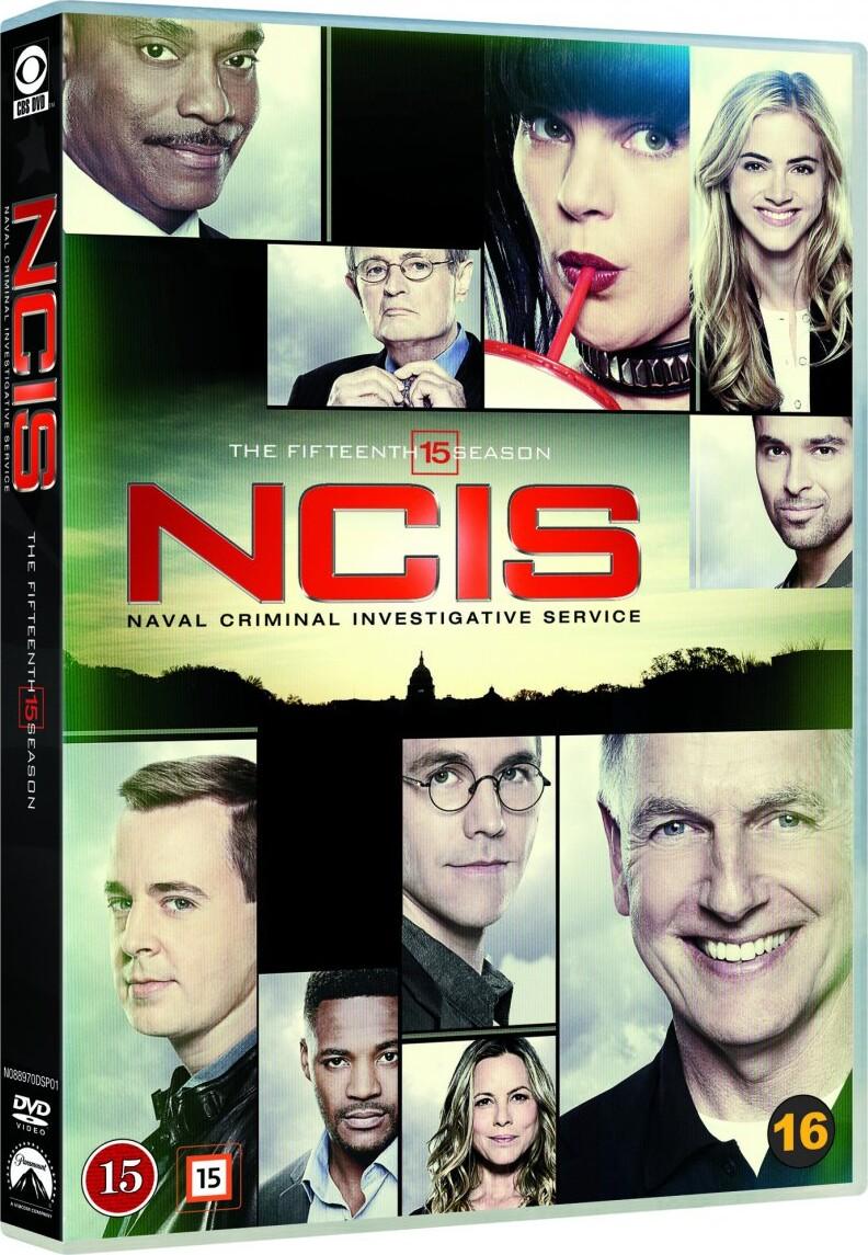 Image of   Ncis - Sæson 15 - DVD - Tv-serie