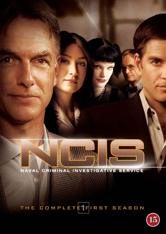 Image of   Ncis - Sæson 1 - DVD - Tv-serie
